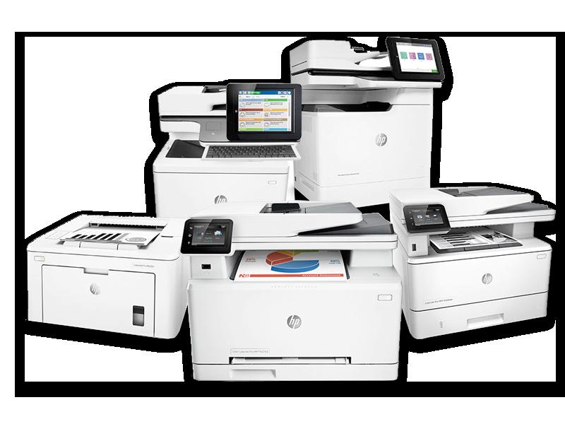 Gestión de parques de impresión MPS